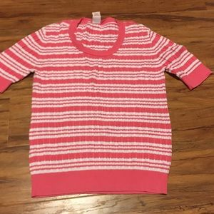 Faded Glory striped sweater